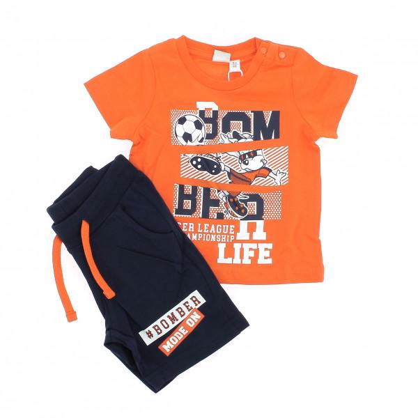 Completo Bimbo - IDO4204300 - Tutto Abbigliamento | Scopri Ido sul ...