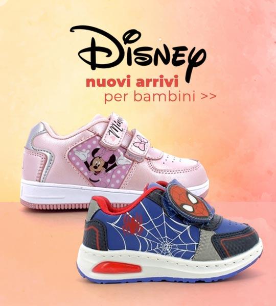 Scarpe Disney per Bambini